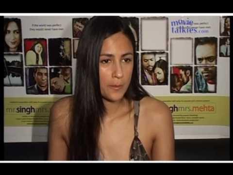 Aruna Shields: 'My nude scene has been quite sensationalised!'