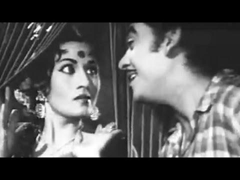 Chand Raat Tum ho Saat - Kishore Kumar, Lata Song