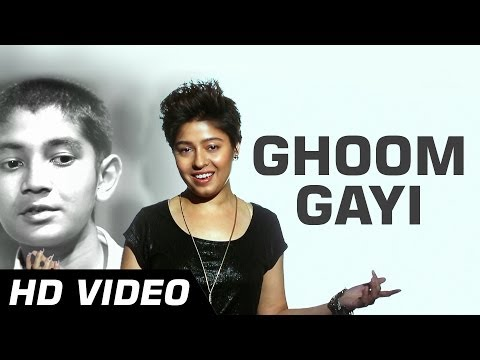 Ghoom Gayi ft. Sunidhi Chauhan - Hawaa Hawaai - Saqib Saleem | Partho Gupte
