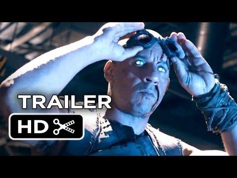 Riddick Official Trailer #1 (2013) - Vin Diesel, Karl Urban Sci-Fi Movie HD