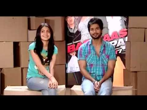 Anushka is disastrous - Shahid