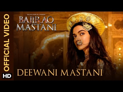Deewani Mastani | EXCLUSIVE Video Song | Bajirao Mastani | Deepika Padukone, Ranveer Singh, Priyanka