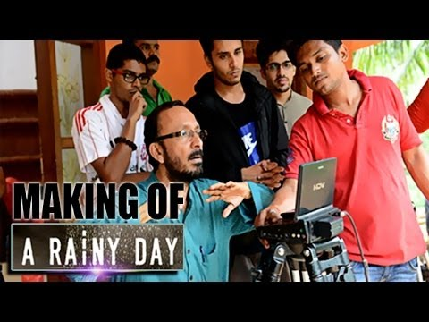 A Rainy Day - Making of the Film | Rajendra Talak, Mrinal Kulkarni, Subodh Bhave, Ajinkya Deo