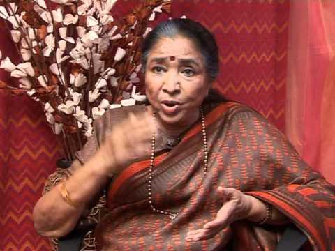 Movie MAEE Interview Asha Bhosle
