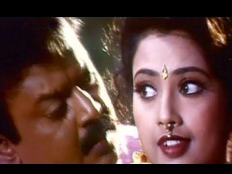 Thanthane Thamara Poo - Periyanna Tamil Song - Meena, Vijayakanth